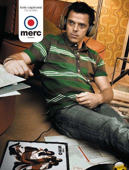 Capirossi Merc RTR Sports