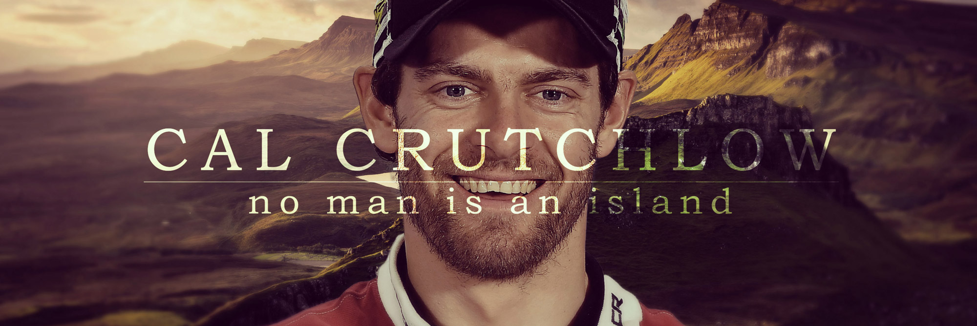 Cal Crutchlow No Man is an Island