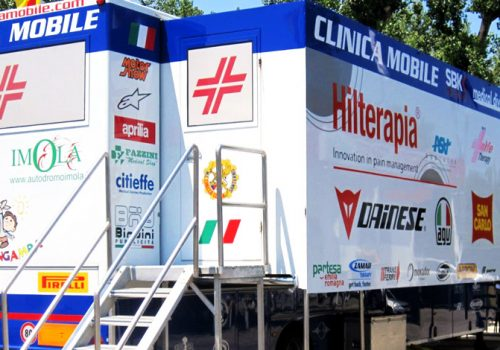 Clinica mobile stand 1